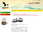 Dino Sp. z o. o. Szczecin - sprzedaż hurtowa i transport międzynarodowy produktów spożywczych - Wo