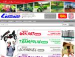 Spielwaren Laumann -Wir bieten Spielzeug, Gokart, Kettcar, Kinderfahrrad, Hängematte