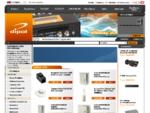 IP CCTV, LAN, WLAN, TV, SAT TV, Antenas, Cabos - DIPOL