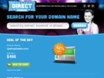 Discount Domains From Direct Domains - Helium