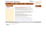 Directors Source - Directors Home