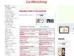 Segnala sito gratis - Directory Aziende - La Directory