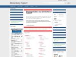 Directory dello Sport - Directory Sport