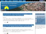Direkcija za urbanizam i izgradnju - Sokobanja | Preduzeće za pitanja urbanizma, građevinskog zeml