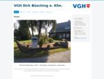 VGH Vertretung Dirk Büsching, Huddestorf 69, 31604 Raddestorf
