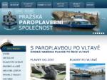 Paroplavba | Plavby po Vltavě v Praze | Parnàky a lodě