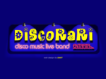 [DISCORARI - disco dance anni '70 live!]