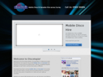 Discotopia Mobile Disco Karaoke Hire In Surrey Surrounding Areas