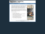 Discovery Legal Inc.