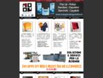 Personalizzazione, ricami, stampa plotter, stampa digitale, stampa tshirt, abiti lavoro, divise ...