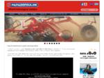 Παπαδόπουλος - Γεωργικά μηχανήματα Δισκοσβάρνες Πολύδισκα Καλλιεργητές