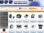 Máquinas e Materiais para Escritório - Loja Online   Districópia