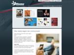 Ditems Media Producties   Grafisch vormgeven, Ontwerp, Reclame, Drukwerk, Webdesign, Presentat