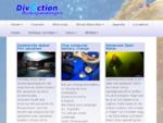 De duikschool van Amsterdam - PADI Divection Duikopleidingen