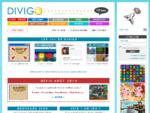 Jouer aux meilleurs jeux en ligne gratuits | Divigo. fr