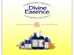 DIVINE ESSENCE CERTIFIED ORGANIC ESSENTIAL OILS HUILES ESSENTIELLES CERTIFIÉES BIOLOGIQUES DE UNIO
