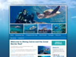 Diving Cairns - Snorkelling, Scuba Courses liveaboard Trips - Great Barrier Reef