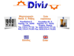 Μηχανουργείο Νικολ. Ε. Ντίβης-Divis Machinery