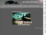 Sthlm's Dj-Service Vi har stan's bästa party dj's! 08-700 00 30