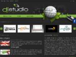 DJ STUDIO - grafik komputerowy, identyfikacja wizualna, promocja w sieci - Strona Główna