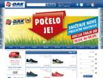 Sportska oprema svih vodećih brendova - Djak Sport