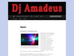 DJ med musikk til julebord, bryllup, firmafest, karaoke på vestlandetDj Amadeus | Bringer festen