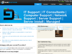 IT Support Melbourne, Network support Melbourne, IT Solutions Melbourne DJC Systems