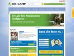 Camping i Danmark. DK-CAMP - find mere end 300 dejlige campingpladser på ét sted.