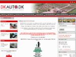 Autoophug og brugte biler til reservedele | DKAUTO. DK
