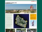 Camping ferie på Bornholm, ved de bedste camping pladser på Bornholm