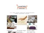Colchones y camas exclusivas de Flex para Noctalia, butacas relax y complementos para la cama y el