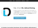 DL Advertising Dennis Larsen Markedsføring, strategi, koncept design