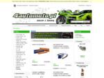 Sklep motoryzacyjny, części i akcesoria do motocykli i samochodów - Amotors