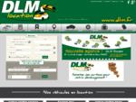 | DLM, Location de voitures, camions, handybus, minibus