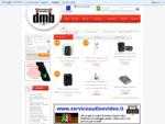 DMB ITALIA - Vendita e Noleggio di materiale audio luci e video, vendita noleggio strumenti ...