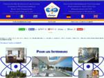 DMD Europe Carrelages Faiuml;ence | Dallages Margelles Mosaïques Piscine | Parquets Eacute;tan