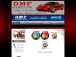 Vítejte v DMF! - DMF Pneuservis a Rychloservis