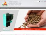 DMS EcoEnergy Συκούδης Σια ΟΕ - λέβητες pellet, ενεργειακά τζάκια, λέβητες ξύλου, σόμπες pellet, ...