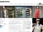 DM Sports - Collections Lacoste pour femmes, hommes et enfants, magasin sportswear Lyon
