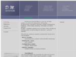 D. M. SYSTEM DOO, Novi Sad, Klimatizacija, ventilacija, grejanje, hladjenje - Pocetna stranica