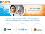 DMTI - DM Tecnologia de Informação | Desenvolvimento de Sistemas Web, Planos de Hospedagem, Servi