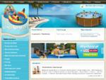 Baseny ogrodowe, baseny dmuchane, intex, akcesoria basenowe, artykuły plażowe, materace, pompk