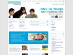 DNV GL arbeider for å sikre liv, eiendom og miljøet