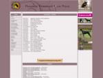 Belgische Dobermann Club Belge