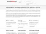 Dobre konto bankowe najlepszy rachunek w banku w Polsce opinie forum