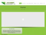 Document Management Ltd | Confidential Document Destruction