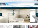 Docol Metais Sanitários | torneiras, válvulas de descarga, chuveiros, registros | página inicia