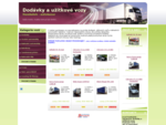 Hambálek - autobazar dodávky, užitkové a nákladní vozy