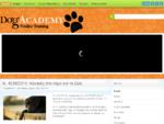 Dog Academy - Positive Training - Θετική Εκπαίδευση Σκύλων - Κρήτη