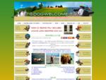Viaggiare e fare vacanza con il tuo cane o gatto - Dogwelcome - Vacanze e viaggi in Italia ed all'es